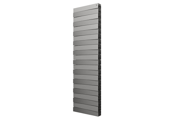 Радиатор Royal Thermo PianoForte Tower/Silver Satin - 18 секц.